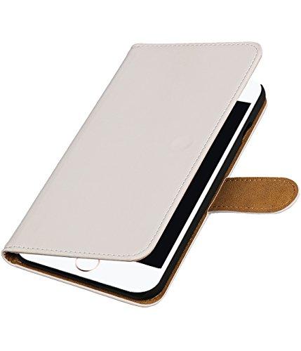 MobileFashion Effen Book Cases pour Iphone 6 plus Portefeuille Case Cover Booktype avec Slots pour cartes et support