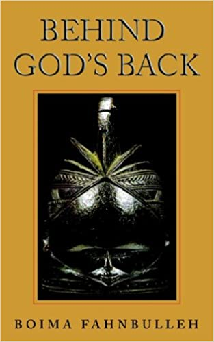 Image result for novel behind gods back fahnbulleh