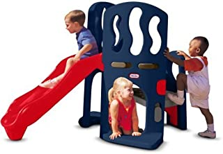 product image for Little Tikes Hide and Slide Climber (Blue/Red)
