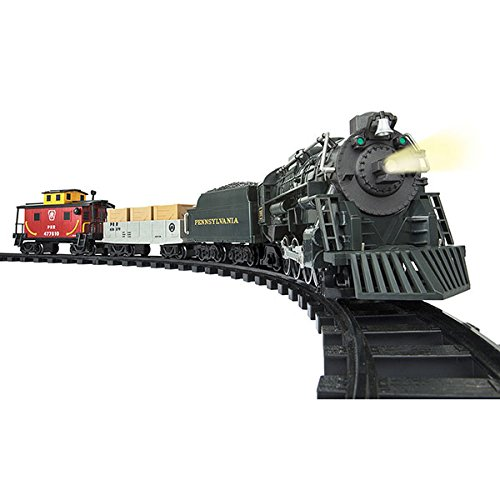 Pennsylvania Flyer Train Set (Lionel Pennsylvania Flyer Ready to Play Train Set)