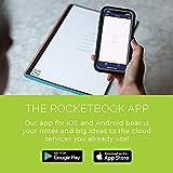 Rocketbook Smart Reusable Notebook - Dot-Grid