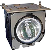 MITSUBISHI WD-65100 TV Replacement Lamp with Housing