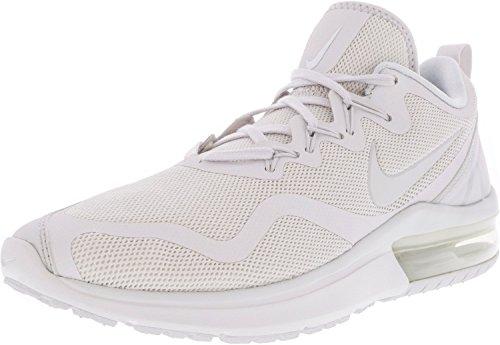 Nike Womens Air Max Fury Running Shoes Us) Bianco