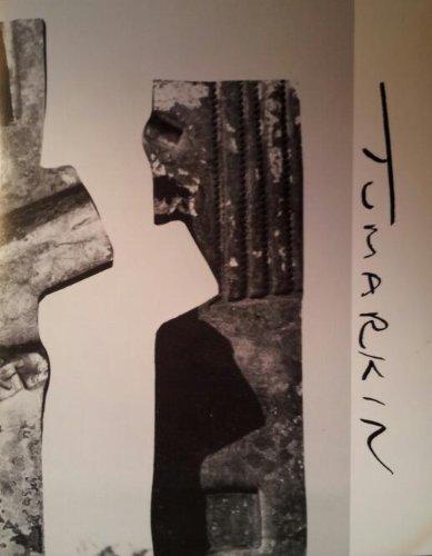 (Tumarkin: Pillars, Totems, Obelisks 1990-92 - Forged Steel)
