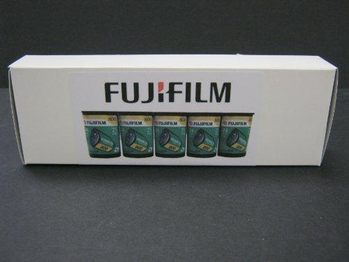 5 Roll Box Fujicolor Nexia APS 800 - 25 Exp Color Print Film