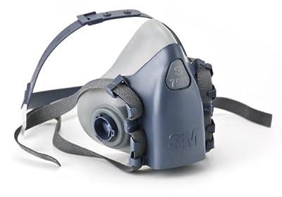 3M Facepiece Reusable Respirator, Respiratory Protection
