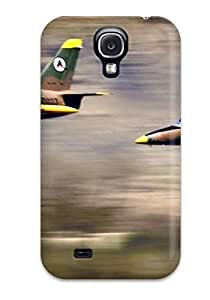 New Style Top Quality Case Cover For Galaxy S4 Case With Nice Air Squadron Appearance