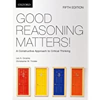 Good Reasoning Matters!: A Constructive Approach to Critical Thinking