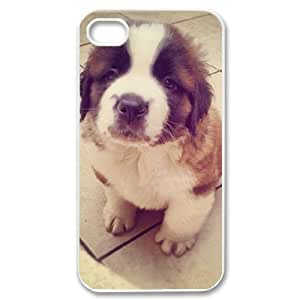 Dogs Original New Print DIY Phone Case for Iphone 4,4S,personalized case cover ygtg-307233