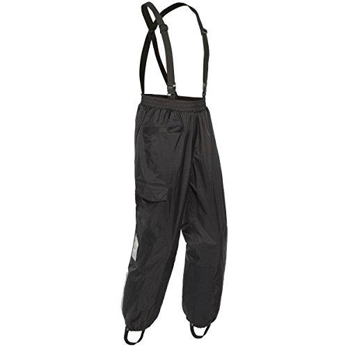 (Tour Master Sentinel 2.0 Nomex Men's Textile Street Motorcycle Rainsuit Pants - Black / 3X-Large)