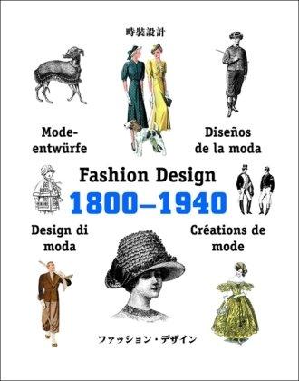 Fashion Design 1800-1940 (Pepin Press Design Books) pdf epub