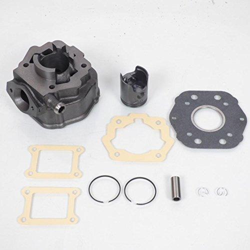 Kit de cilindro y pist/ón de hierro fundido producto original para moto Derbi 50 Senda R Euro 2 hasta 2005