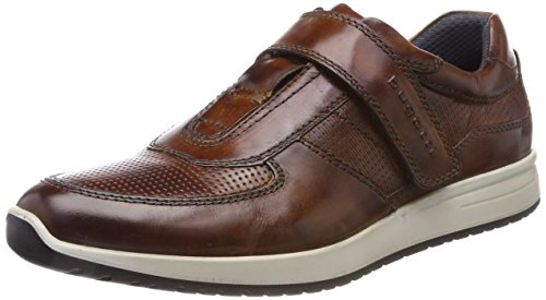 Hommes Bugatti 311385611100 Brun Sneaker (cognac)