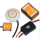 DJI Naza-M V2 Flight Controller Newest version 2.0 with GPS All-in-one Design