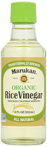Rice Salad - Marukan, Organic Rice Vinegar, 12 oz