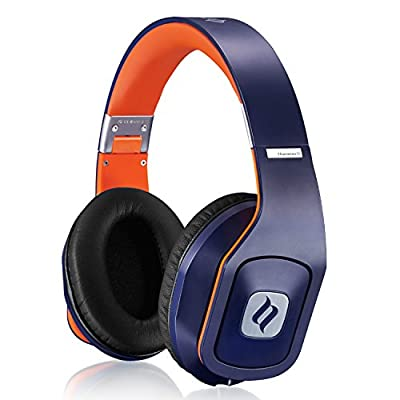 Noontec Hammo S Over Ear Headphone Audiophile Sound Stylish Looking Votrik 50mm Driver SCCB technology High Definition Portable Foldable Comfortable