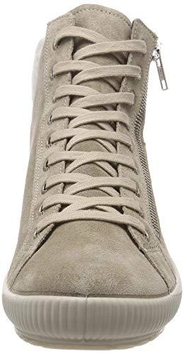 cloud Sneaker 26 Legero Alto 26 Tanaro Donna A Collo Beige qxwgT10