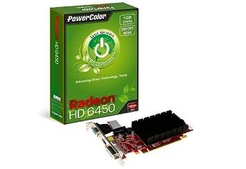 PowerColor AX6450 1GBK3-SHEV3 - Tarjeta gráfica pasiva PCI-E ...