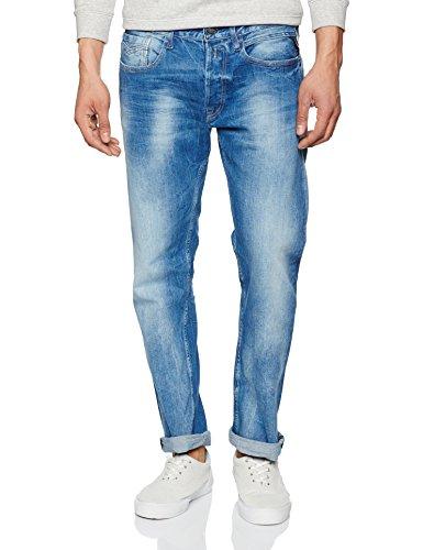 Newbill Azul Denim Hombre Replay Jeans Blue 4w7wdO