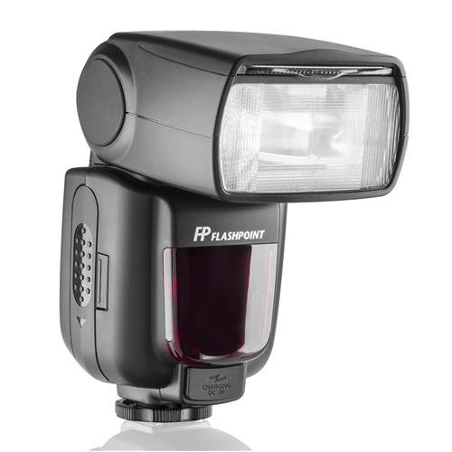 Flashpoint Zoom TTL R2 Flash with Integrated R2 Radio Transceiver - Sony (TT685S) by Flashpoint