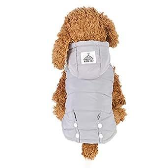 Amazon.com: Lookvv Dog Jackets for Winter Windproof Coat
