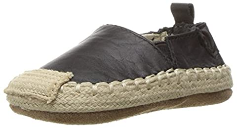 Robeez Girls' Ellie Espadrille Ballet Flat - First Kicks