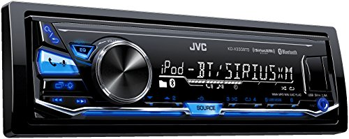 JVC KDX330BTS DIGITAL MEDIA RECEIVER