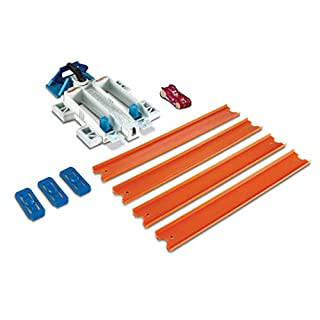 Hot Wheels Track Builder System 2-Lane Launcher