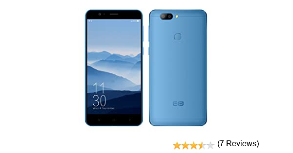 Elephone P8 Mini Smartphone 4G Libre Android 7.0 Nougat (MT6750T ...