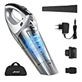 Ainope Handheld Vacuum, Hand Vacuum Cleaner Cordless, Dustbuster Cordless Rechargeable with LED Light,13.5V Battery Powerful Wet Dry Vacuum Portable Corded Hand Held Vacuum for Home Pet Hair, Car For Sale