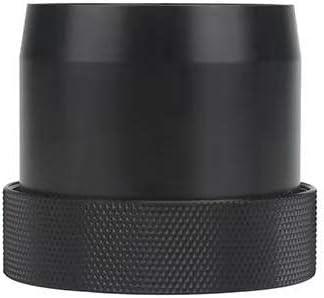 WILDGAMEPLUS Soporte Adaptador para NV007 Kit de Bayoneta de Alcance de visión Nocturna para 40-46 mm de diámetro Alcance óptico Montaje rápido con 2 Anillos NV007-ADP46