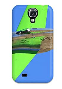 S4 Scratch-proof Protection Case Cover For Galaxy/ Hot Aircraft Phone Case