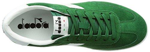 Gymnastique Hommes De Chaussures Blanc Diadora 70264 Le Sur Rouge Verde Terrain 5wfExHqE4