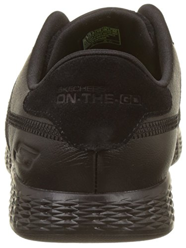 Nero Go Scarpe Sharp Black Glide Running The on Uomo Skechers wCOqg11