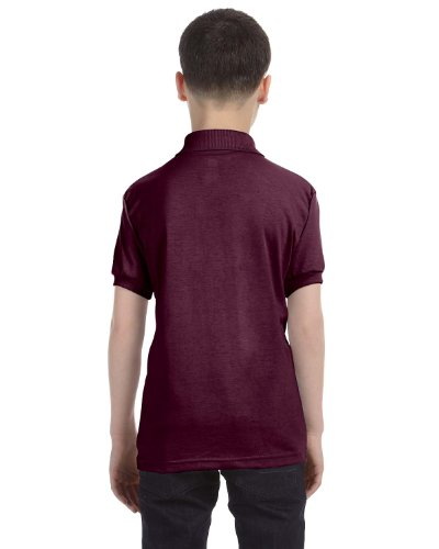 50 Youth Jersey Polo - 6