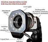 Vivitar VIV-DR-6000 Ring Light for DSLR