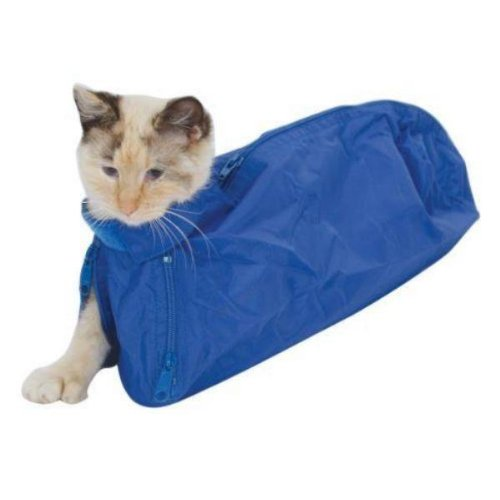ASPEN The Cat Sack - Royal Blue Medium ()