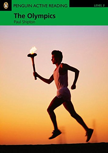 Level 3: The Olympics Book and Multi-ROM with MP3 Pack (Pearson English Active Readers)