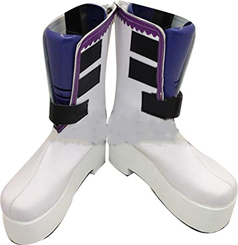 Whirl Cosplay Boots Shoes for Pandora Hearts Xerxes Break Platform Shoes]()