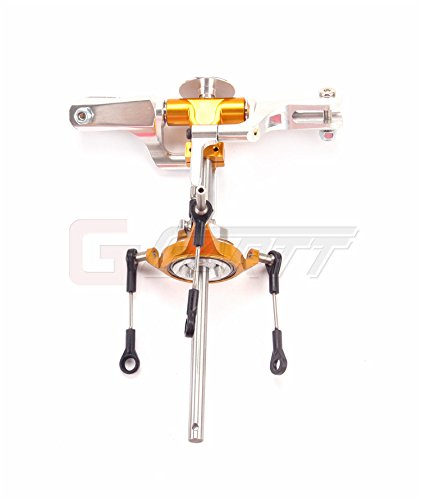 GarttGARTT GT450L Metal Main Rotor Head Assembly for 450L RC - Rc Head Rotor Helicopter