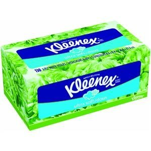 (120CT WHT Facial Tissue)