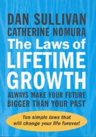 Laws of Lifetime Growth: Always Make Your Future Bigger Than Your Past {Unabridged} {Audio} {Cd}