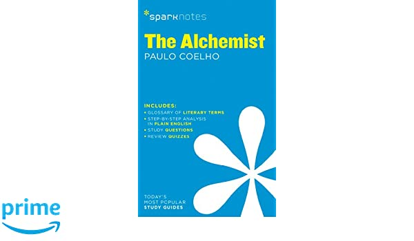 the alchemist sparknotes literature guide sparknotes paulo the alchemist sparknotes literature guide sparknotes paulo coelho 9781411471016 books ca