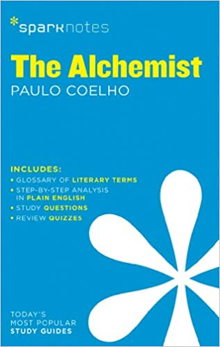 com the alchemist sparknotes literature guide  com the alchemist sparknotes literature guide sparknotes literature guide series 9781411471016 sparknotes paulo coelho books