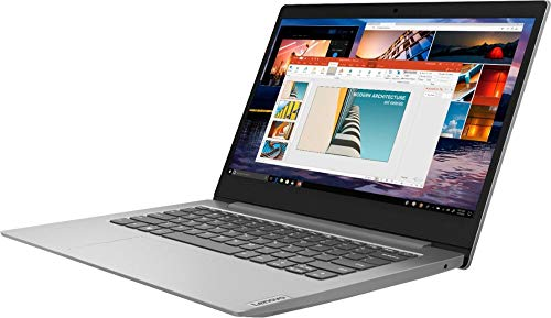 "Lenovo Ideapad 1 14"" HD Energy-efficient Widescreen LED Backlight Laptop, AMD A6-9220e Upto 2.4GHz, AMD Radeon R4, 4GB RAM, 64GB eMMC SSD, Bluetooth, HDMI, Windows 10, 1 Year Office 365 Personal"
