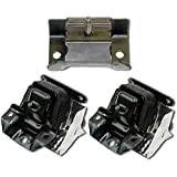 3 PCS MOTOR /& TRANS MOUNT FOR 2010-2013 CHEVROLET AVALANCHE 5.3L 4WD