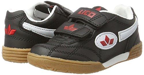 Bernie Bleues Schwarz Enfants V De Rot Unisexes Pour Weiss Fitness Chaussures schwarz Rot aEFqBxwSyy