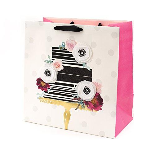- Hallmark Signature Oversized Wedding Gift Bag (Cake)
