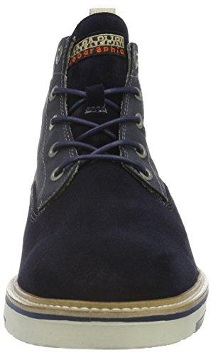 Napapijri C4, Zapatillas de Estar por Casa para Hombre Azul - Blau (blue marine N65)