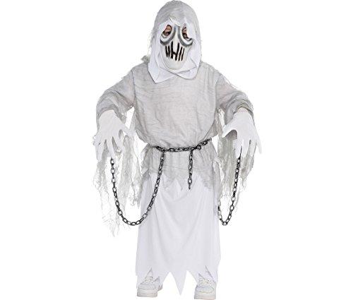 Creepy Spirit Halloween Costume | Large